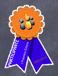 Participo en los Premios Educa